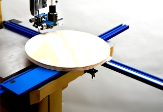 AccuRight® Circle Cutter, Center Master™ and 3D Jig