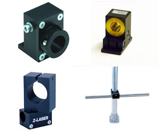 Diode Laser Mounting Brackets