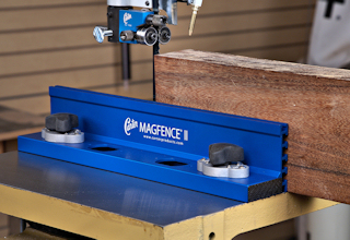 Magfence® II Band Saw Fence & Log Mill™