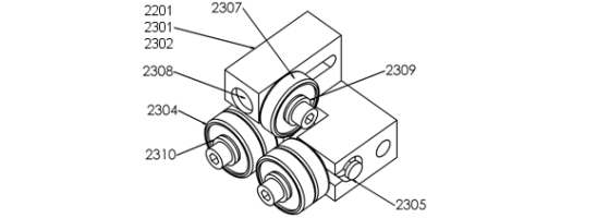 2300 Band Saw Guide Parts